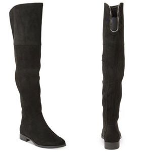 NIB XOXO Tristen Over The Knee Boots